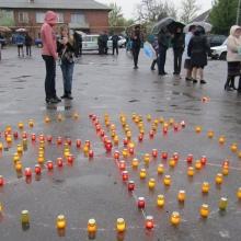 Заходи, присвячені 30-й річниці Чорнобильської катастрофи в Богодухові